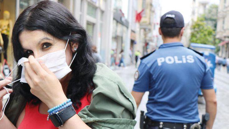 Maske Takmamanın ve Sokağa Çıkma Yasağını İhlal Etmenin Cezası